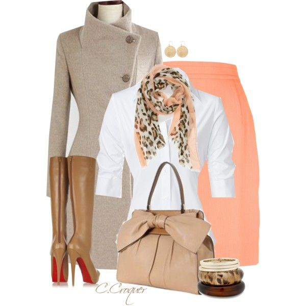 Salmon It Is:.., created by ccroquer on Polyvore
