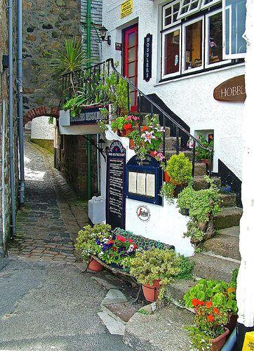 Nobblers Bar & Restaurant, St Ives, Cornwall