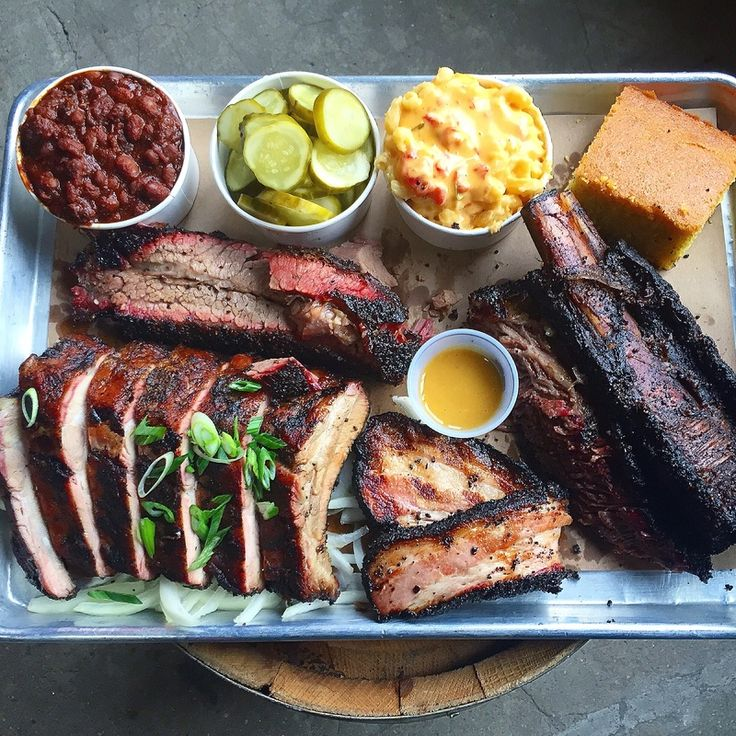 Hometown BBQ - in Red Hook GREAT Reviews.  Really a must. Counter service, walk up, sells until they run out. Closed Mondays 454 Van Brunt St (entrance on Reed St) 12 p.m. - 12 p.m.