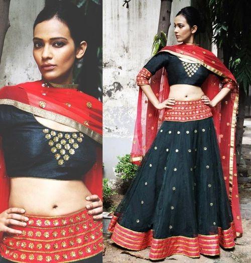 IT'S PG'LICIOUS — aainabridalblog: Priyal Prakash on AAINA Bridal