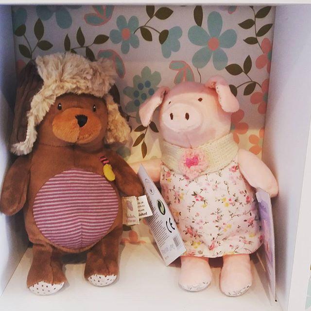 Parker el oso y la cerdita Primrose