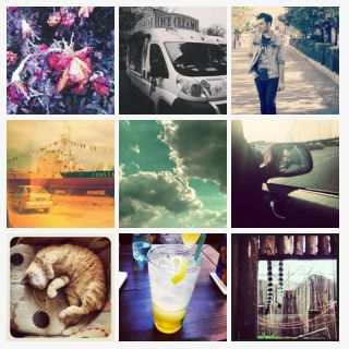 I just turned my Instagrams into magnets with #StickyGram! Get 15% off your order with FRIENDUEAB