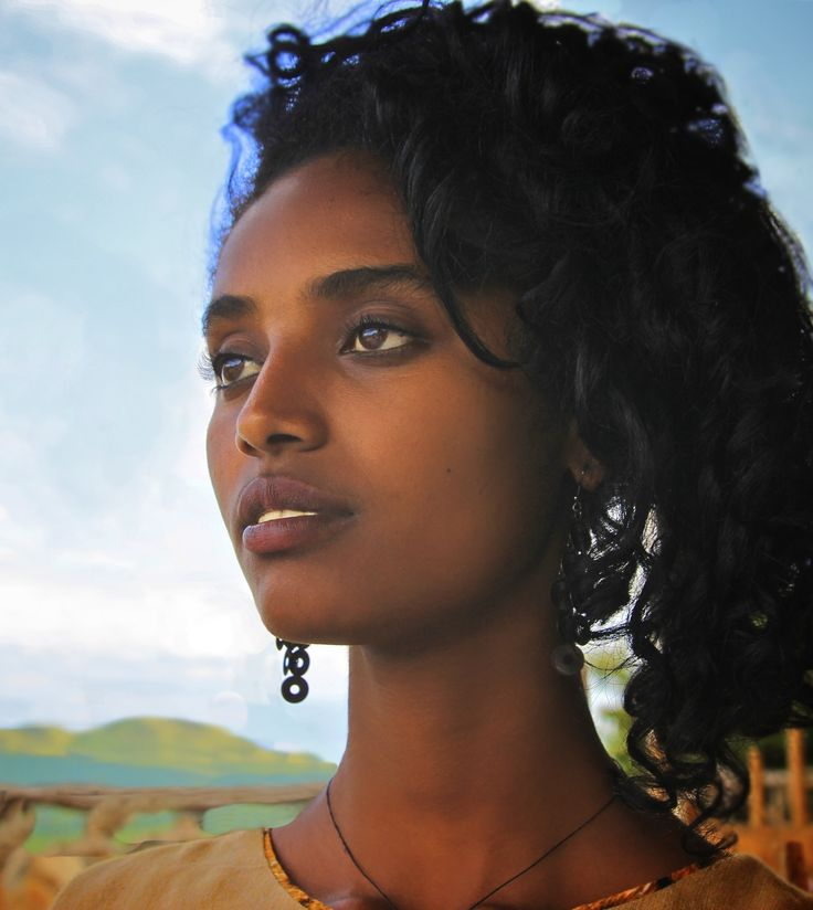 Ethiopian Model Emuye Egyptian Faces Pinterest