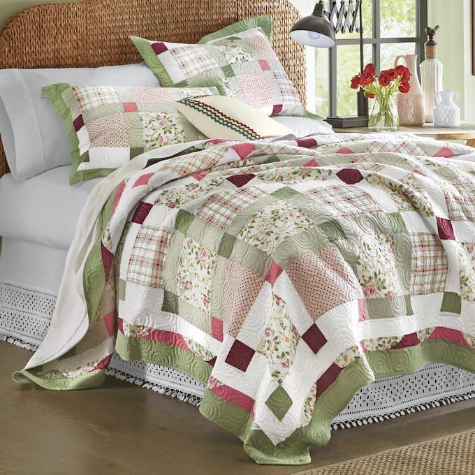 Better Homes And Gardens Hannalore Quilt Set