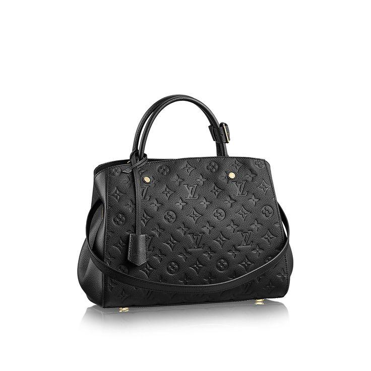 Discover Louis Vuitton Montaigne MM via Louis Vuitton **#1 on wish list