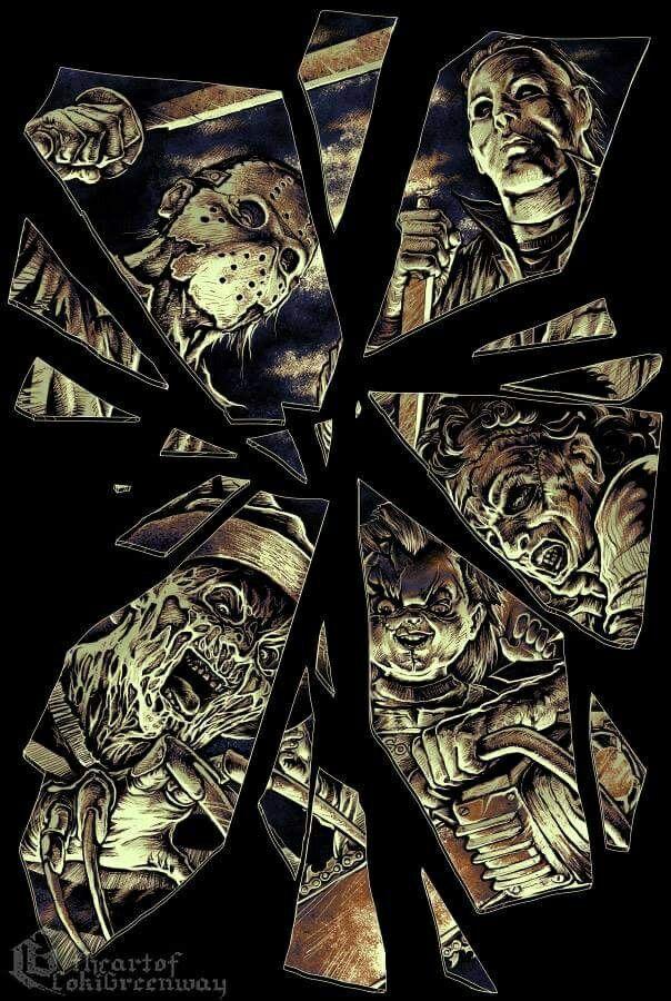 Best 25 Horror Icons Ideas On Pinterest Horror Freddy Horror And Freddy Movie