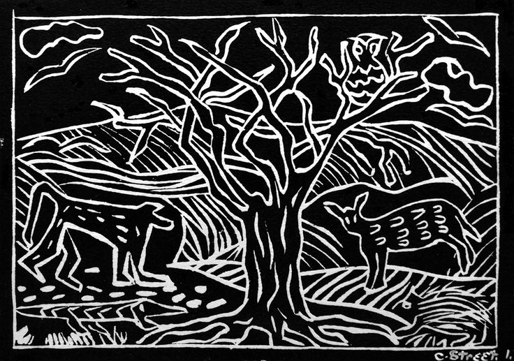 How to? The Art of Lino Printing