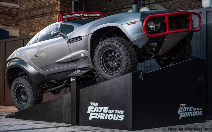Los mejores autos de Rápido y Furioso 8 - Trucos Galaxy