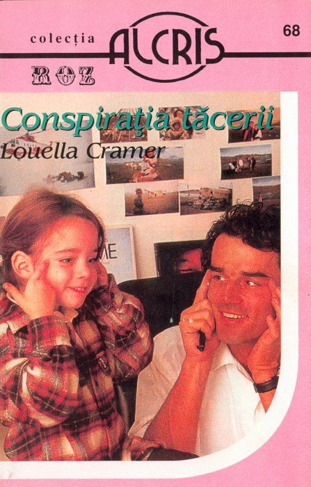 Louella Cramer - Conspirația tăcerii [2000 / Română] [Fiction & Literature] :: Torrents.Md - BitTorrent Tracker Moldova