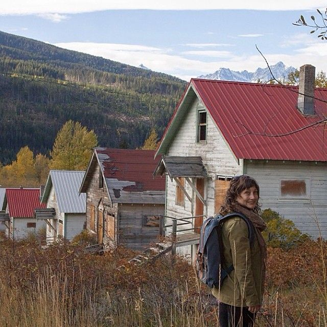 Best Abandoned Places Canada: 92 Best Ghost Towns~gotta Go! Images On Pinterest