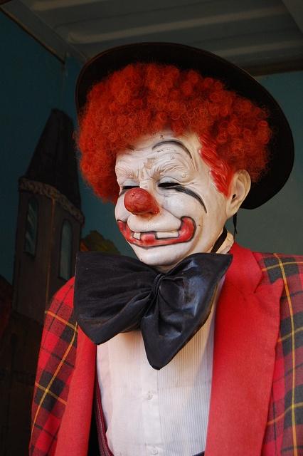 dropsy the clown ending a relationship