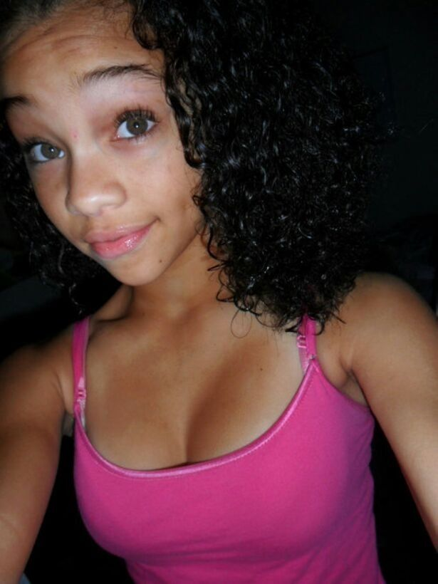 from Chevy slim light skin mixed girl naked