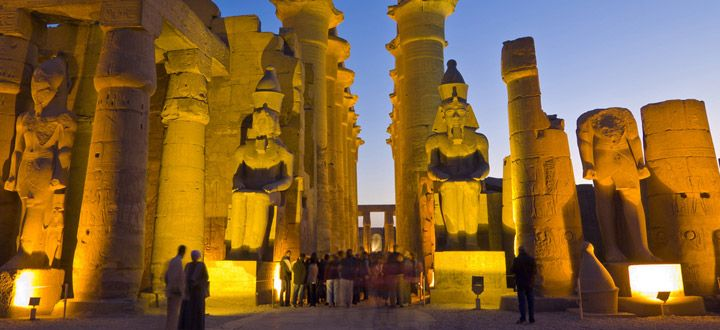 There are options of spa, suites, shopping and various other things which can make you have one of the best and luxury tours to Egypt. http://goo.gl/befFyA