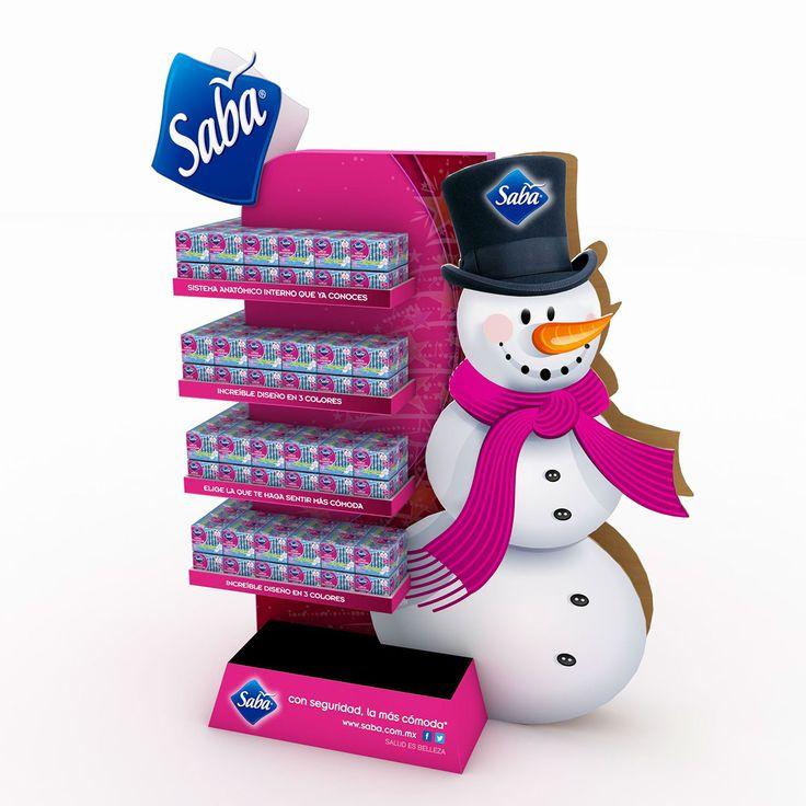 Snowman saba on Behance