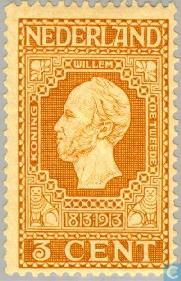 Netherlands [NLD] - Independence 1813-1913 1913