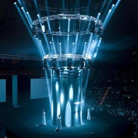 stage @ Tempodrom 07 2011  by Michalsky