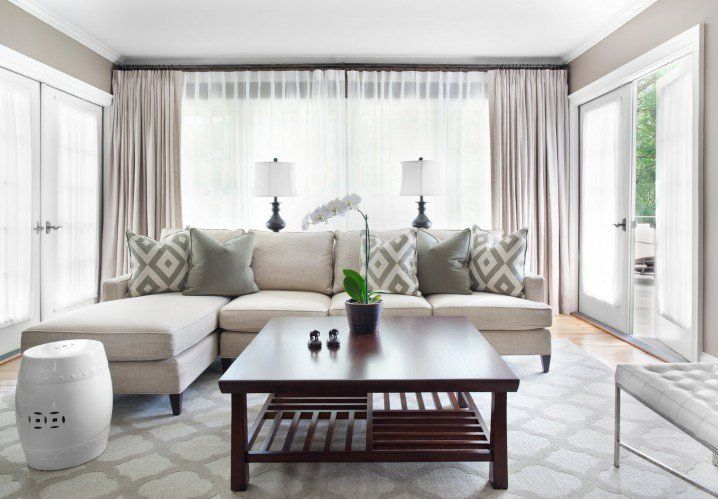 Sensationally Beautiful Drapes For Your Living Room That Will Make You Say WOW -