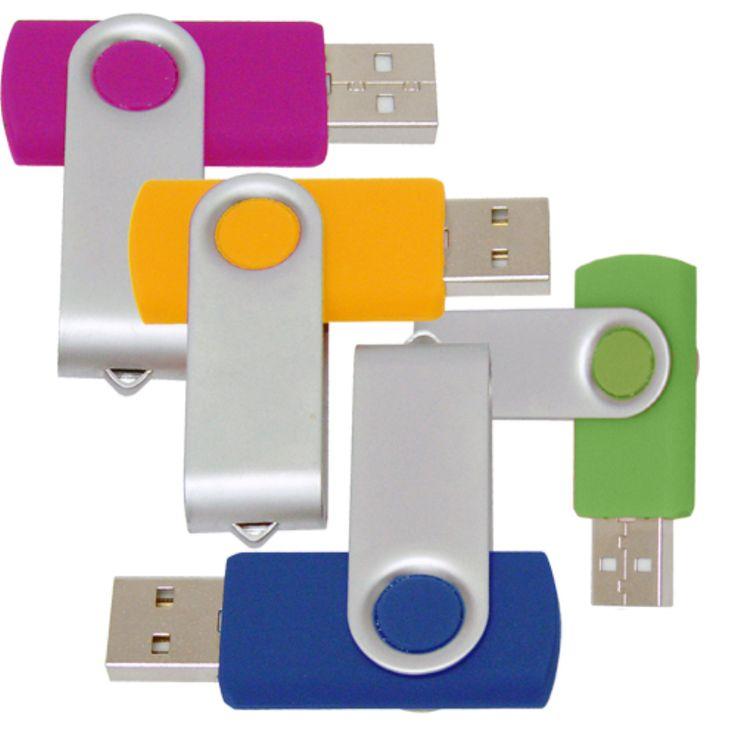 Rotate USB Flash Drive -