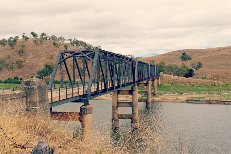 The Taemas Bridge between Yass and Wee Jasper, NSW Australia - Liz Posmyk
