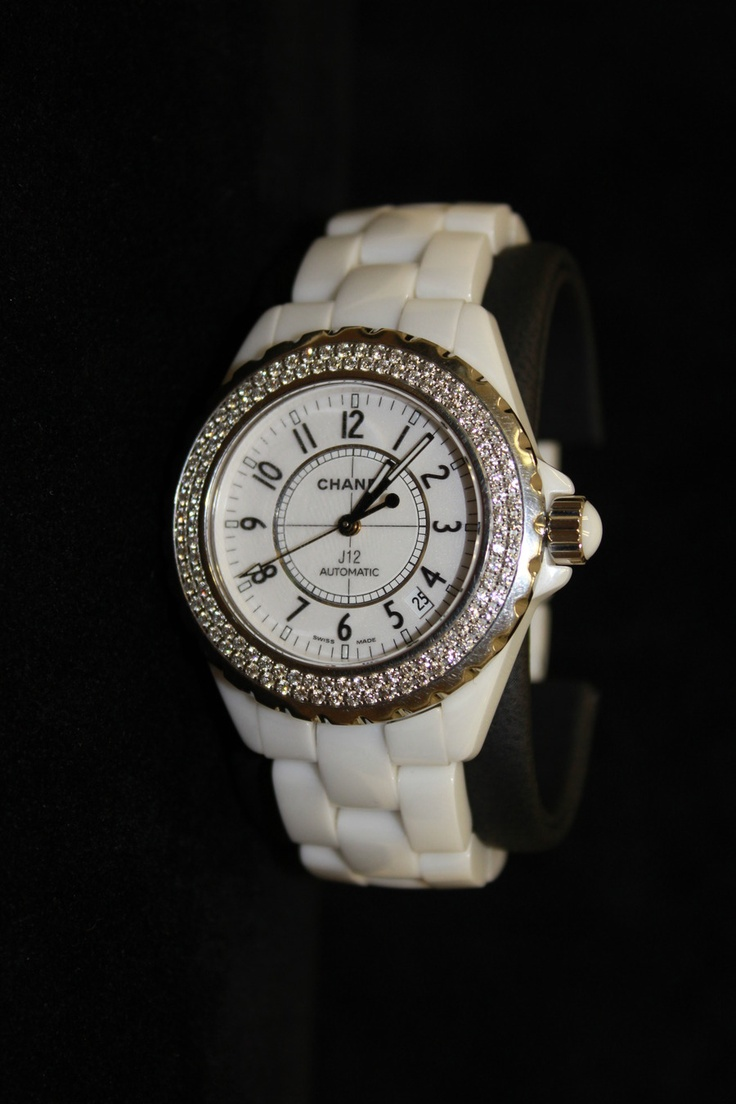 CHANEL WATCH @Michelle Coleman-HERS