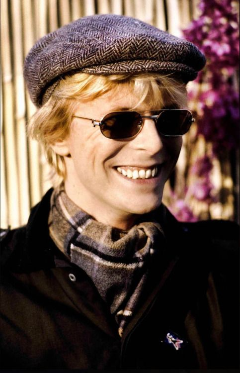 "soundsof71: ""David Bowie, ""Herringbone Hat"", 1983, by Denis O'Regan """