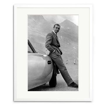 Check out this item at One Kings Lane! Sean Connery as James Bond, 1964