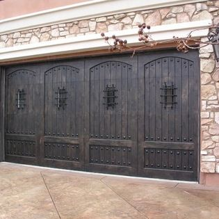 18 Best Garage Doors Images On Pinterest Wood Garage