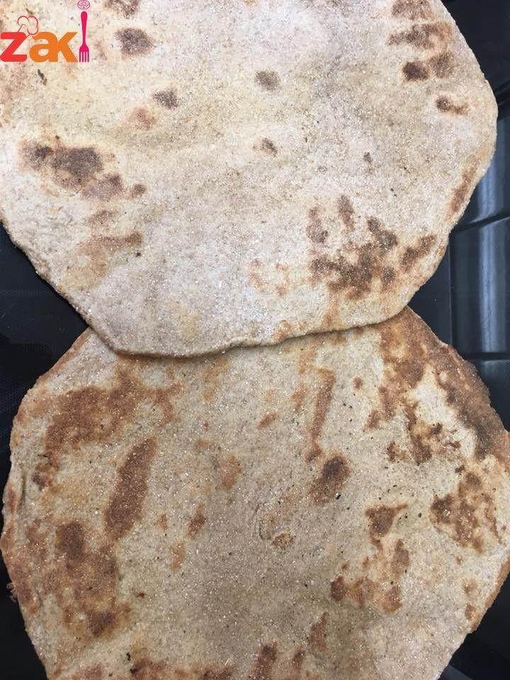 طريقة عمل خبز الشعير الصحي الشهي زاكي Arabic Food No Bread Diet Sweet Pastries