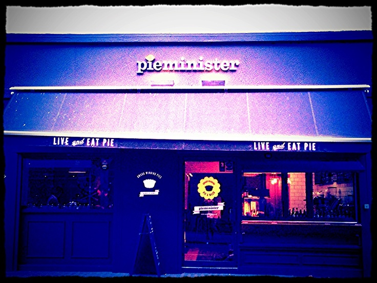 Another great place to eat... Pieminister