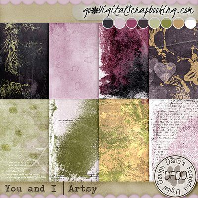 You and I Artsy Papers   August 16 Mixology