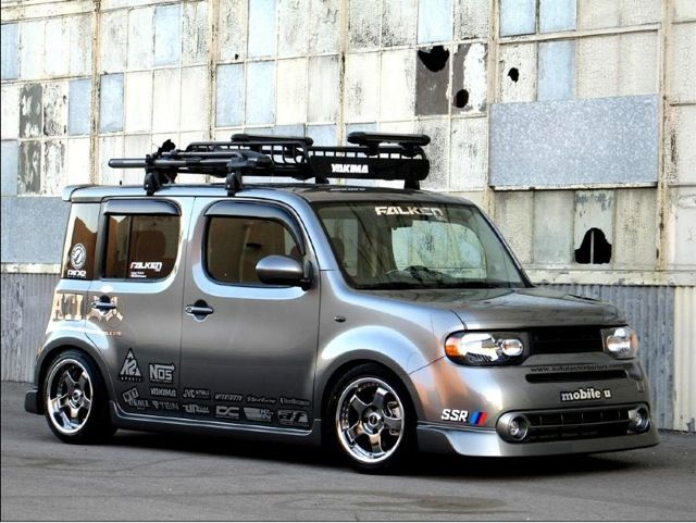 TEIN Basic Coilovers - Nissan Cube 2.jpg 640×481 pixels