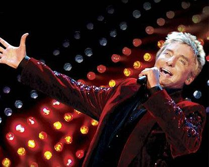 Barry Manilow - what a showman
