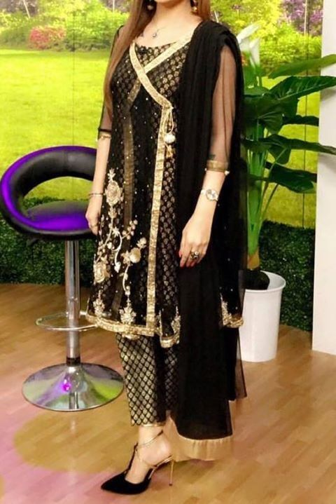 Pin By Sadaf Saleem On Dresses Pakistani Dresses
