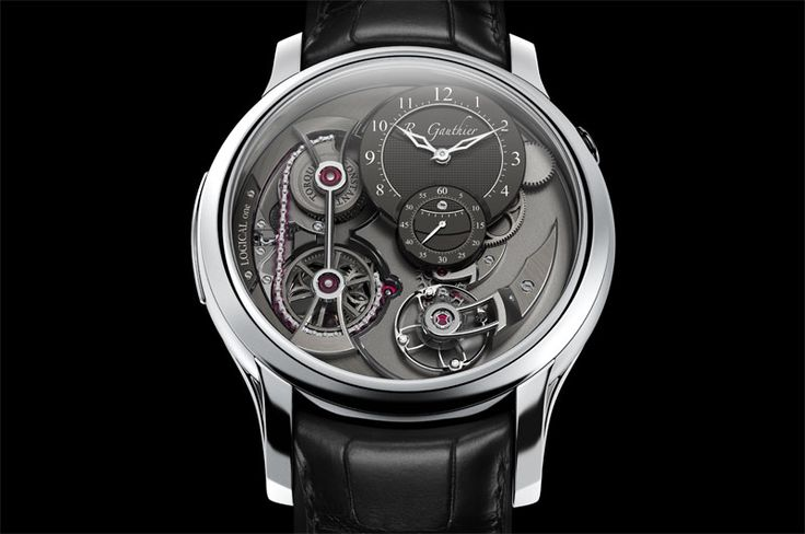 """""""Constant force is one of the holy grails of horology and with Logical One, Romain Gauthier has reinvented the chain-and-fusee − one of the oldest and most traditional methods of supplying constant force to a watch/clock movement − making it both more reliable, more effective and more constant."""""""