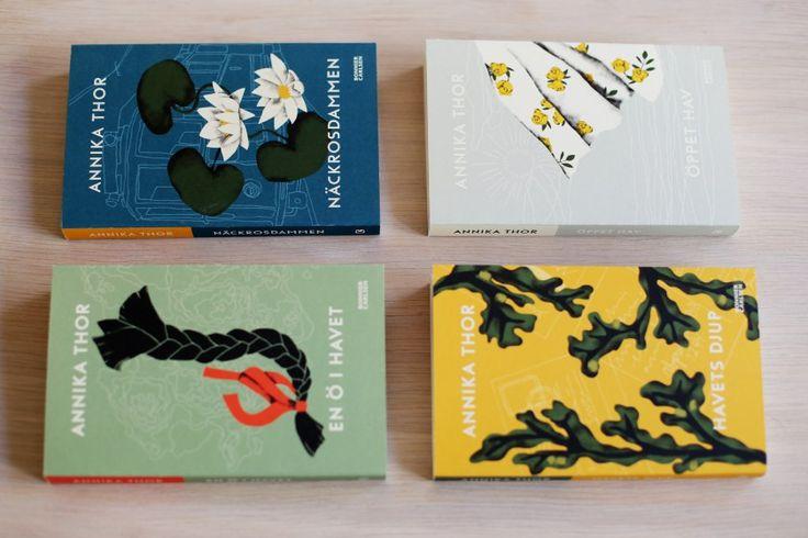 en bokserie från tryckeriet – en ö i havet – wilderness