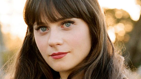Zooey Dechanel- love everything about her, style, music, movies etc
