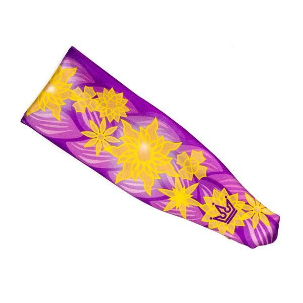 Tangled inspired athletic headband for the perfect Rapunzel running costume!