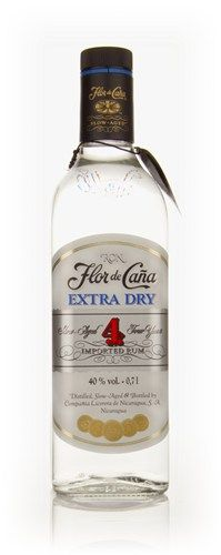 Flor de Caña 4 Year Old Extra Dry - Master of Malt