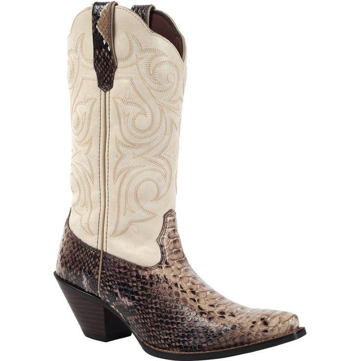 "11"" Crush by Durango Women's Western Boots – Style #RD018 - Durango Boot Company"