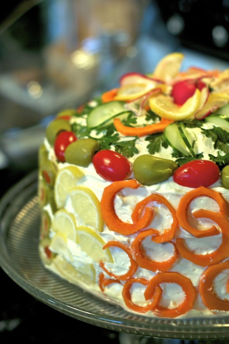 party sandwich loaf recipe