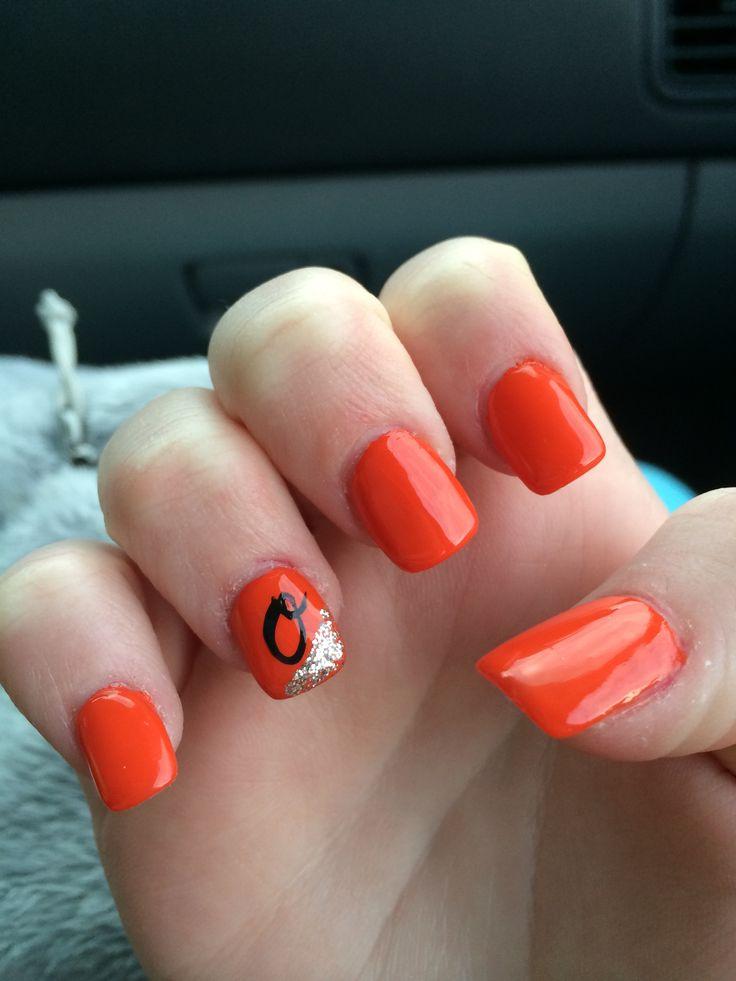Orioles nails!!!