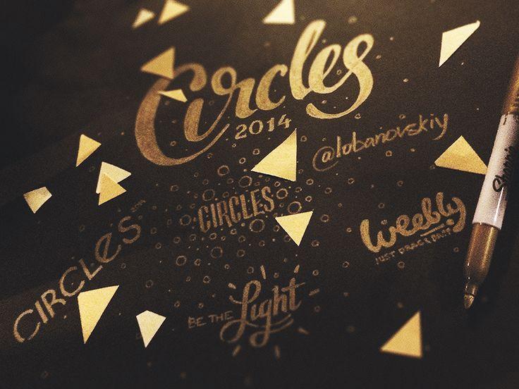 #Circles2014 by Eddie Lobanovskiy