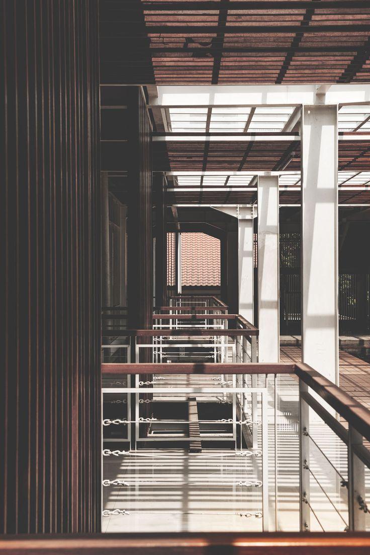 Project: Gistex Function Building A Image 10 Location: Bandung, Indonesia  #architect #bandung #jakarta #building #function #architectindonesia #archdaily