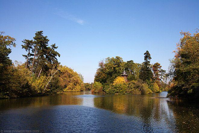 Lac Supérieur, Bois de Boulogne