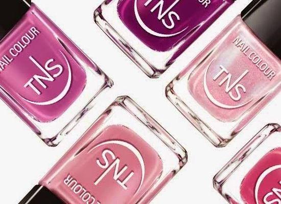 TNS Cosmetics La Vie En Rose