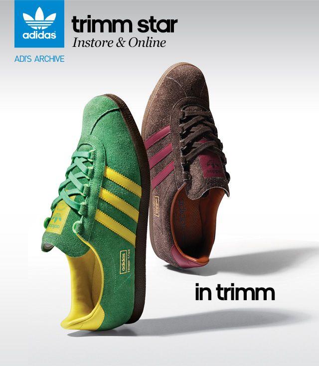 adidas Originals Trimm star