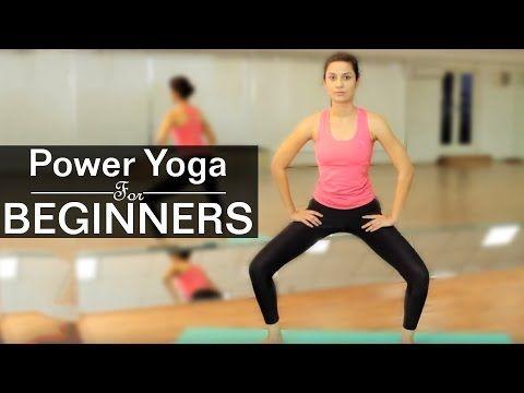 15 Minute Power Yoga - YouTube