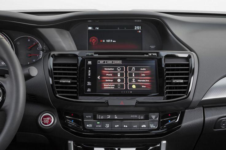 2016 Honda Accord Sedan, Coupe