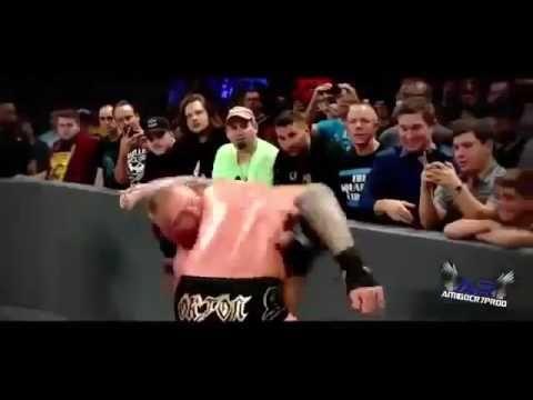 Randy Orton Vs Brock Lesnar  ।  WWE