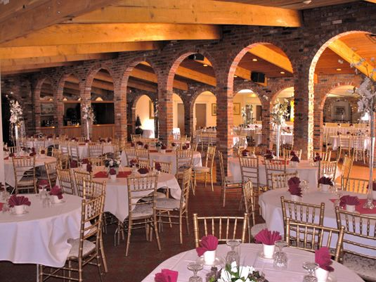Banquet Halls In Buffalo New York : Venues for brides in buffalo niagara falls and western new york